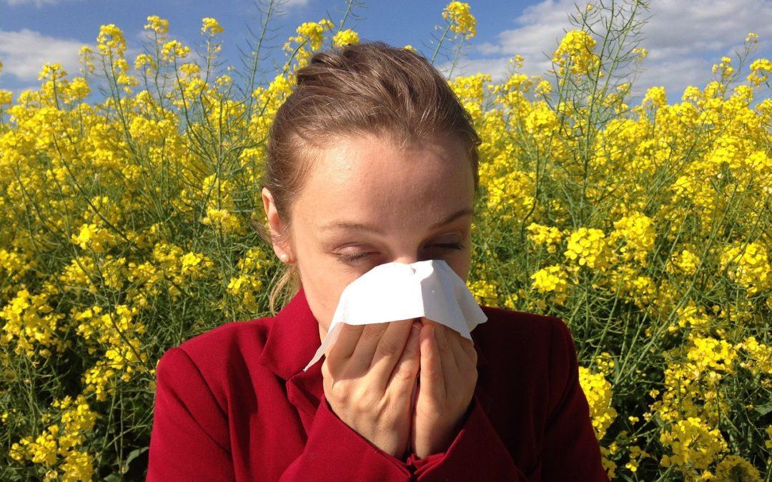 Allergien behandeln mit Aurachirurgie